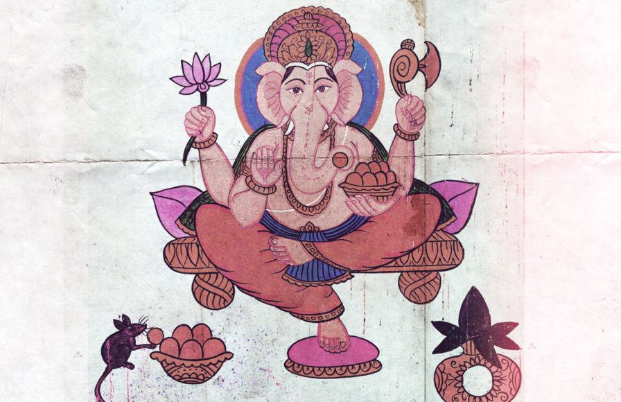 Photo of Lord Ganesh