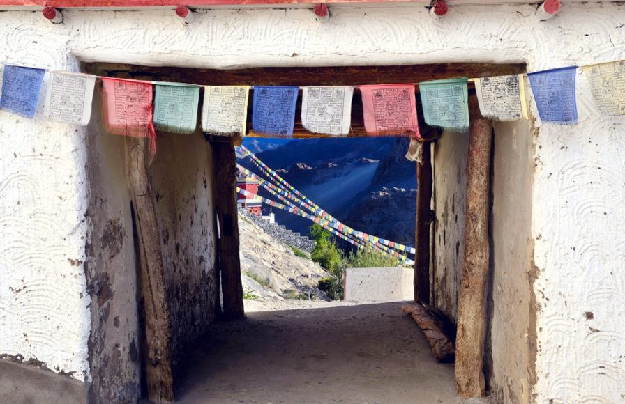 Tibetan Prayer Flags: The Real Meaning