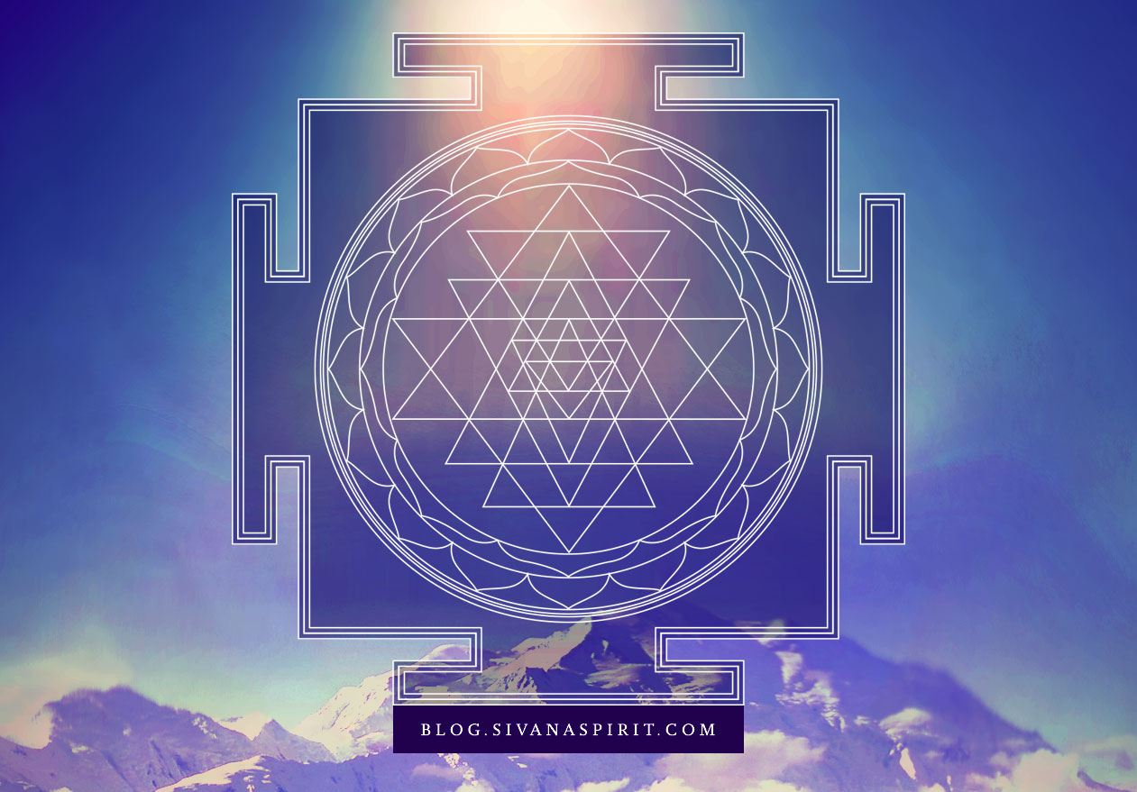 The Secret Meaning Of The Yantra