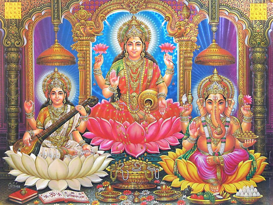 The 10 Most Popular Hindu Deities