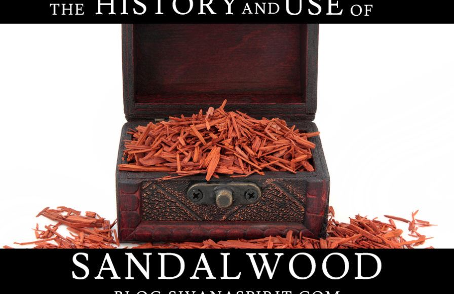 The History And Use Of Sandalwood