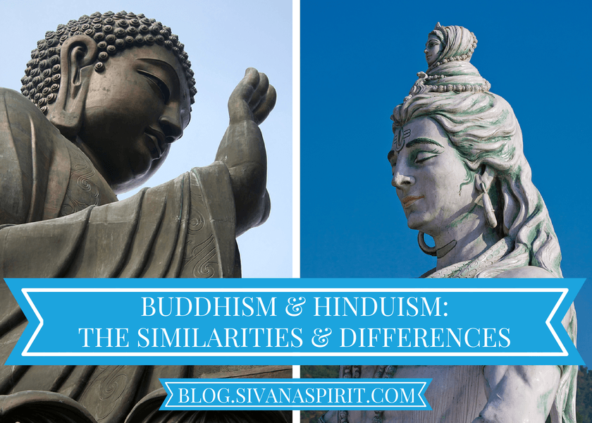 Buddhism And Hinduism The Similarities And Differences