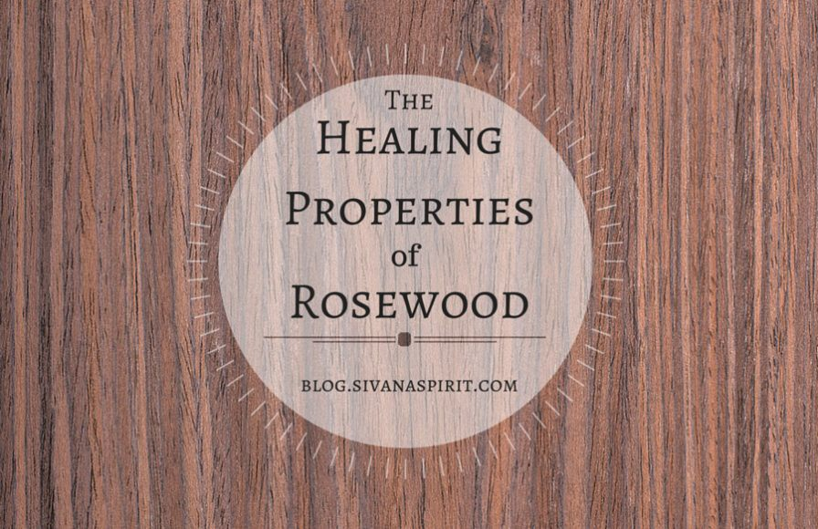 The Healing Properties Of Rosewood