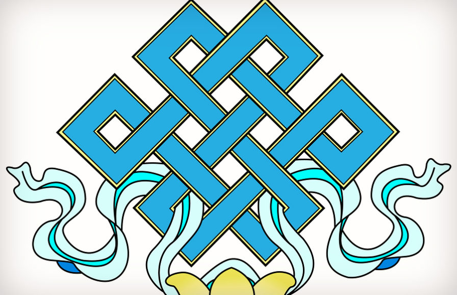 130b6dde4 The Endless Knot Of Buddhism