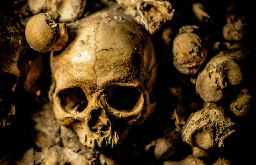 The Symbolism Of Skulls In Hinduism Buddhism