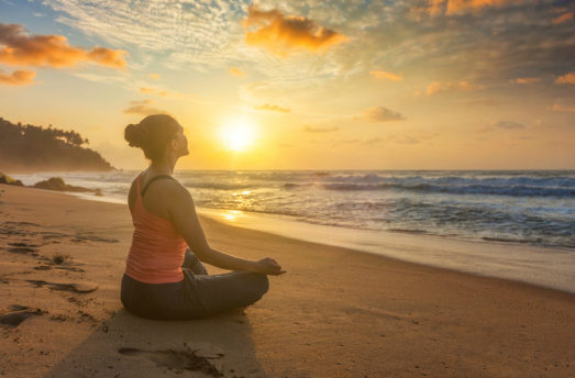 7 Yogic Methods To Treat Depression, Backed By Science
