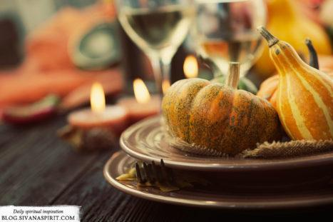 4 Easy Ayurvedic Tips For Great Health During The Fall