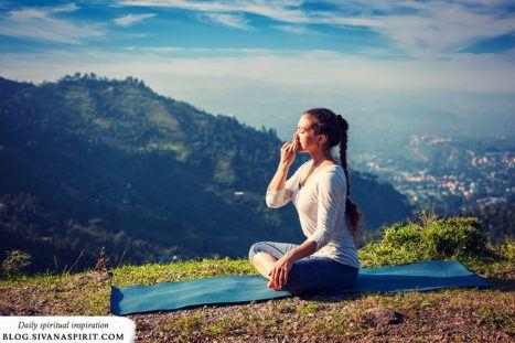 Single On Valentine's Day? No Problem! Love Yourself With Pranayama Yoga