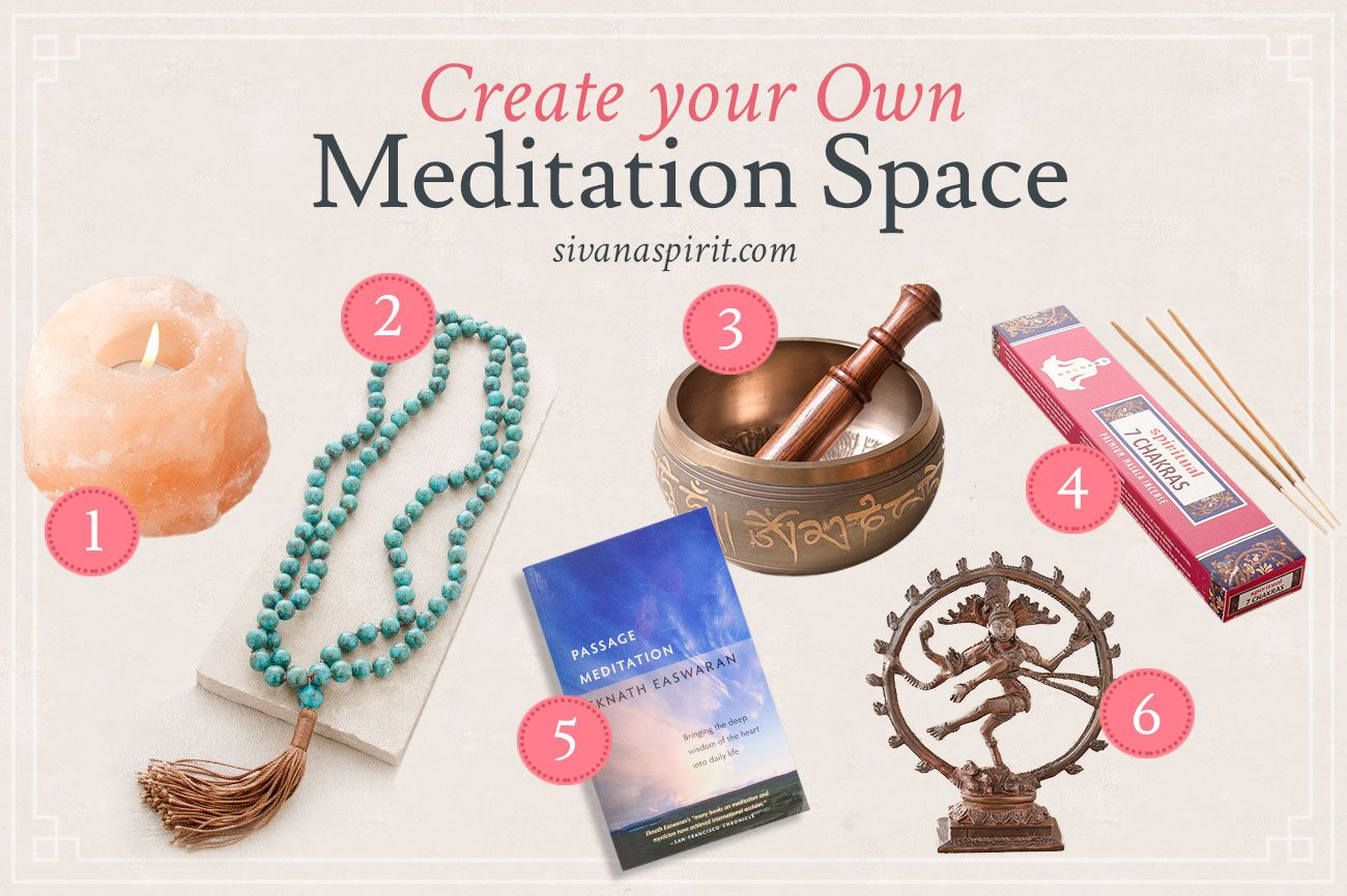 6 Essential Items You Need To Create A Beautiful Meditation