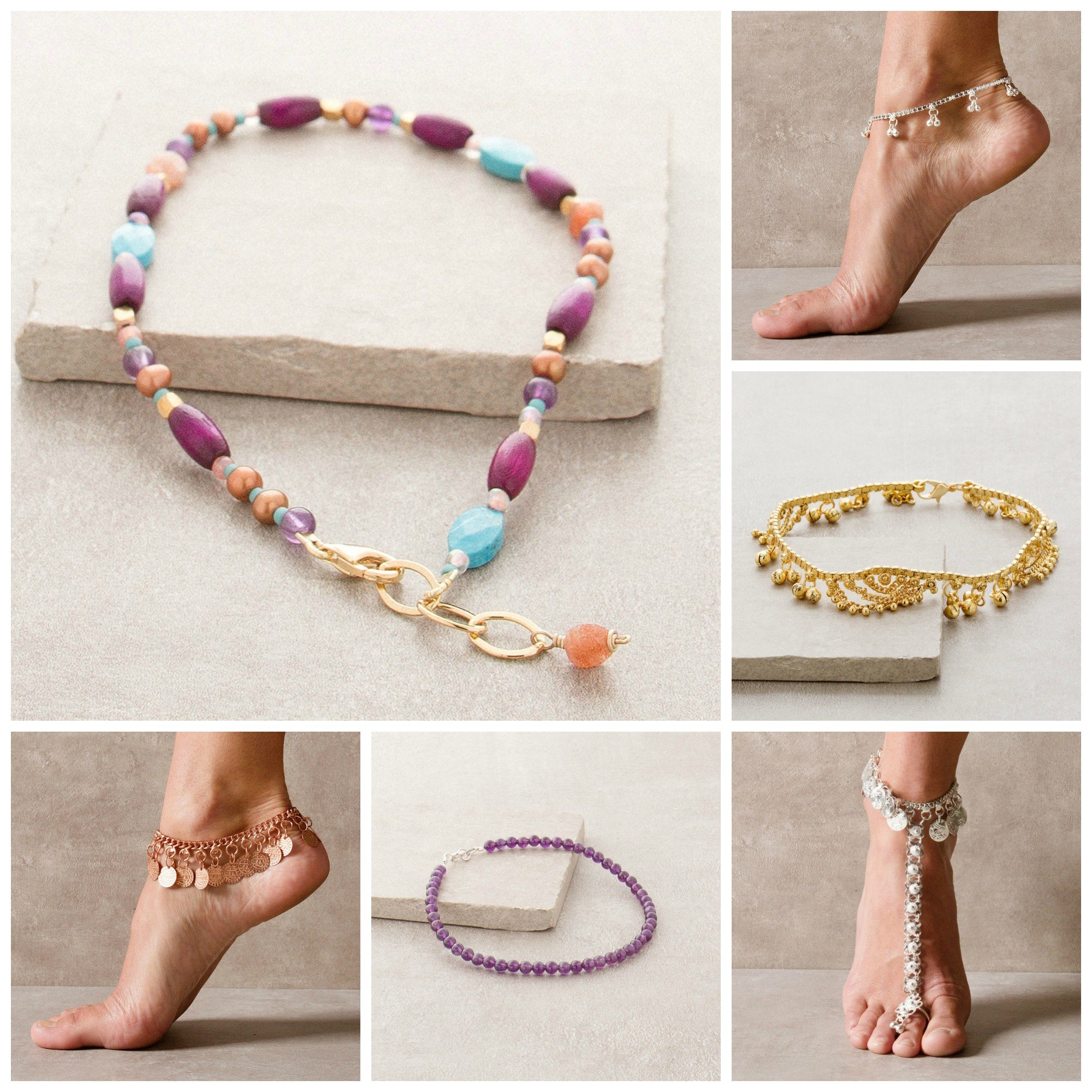 cool jewelry are anklets s the trend throwback anklet pin again summer that