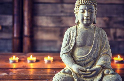 Buddha's 4 Step Guide To Change Your Life (#3 Makes Psychologists Thrilled)