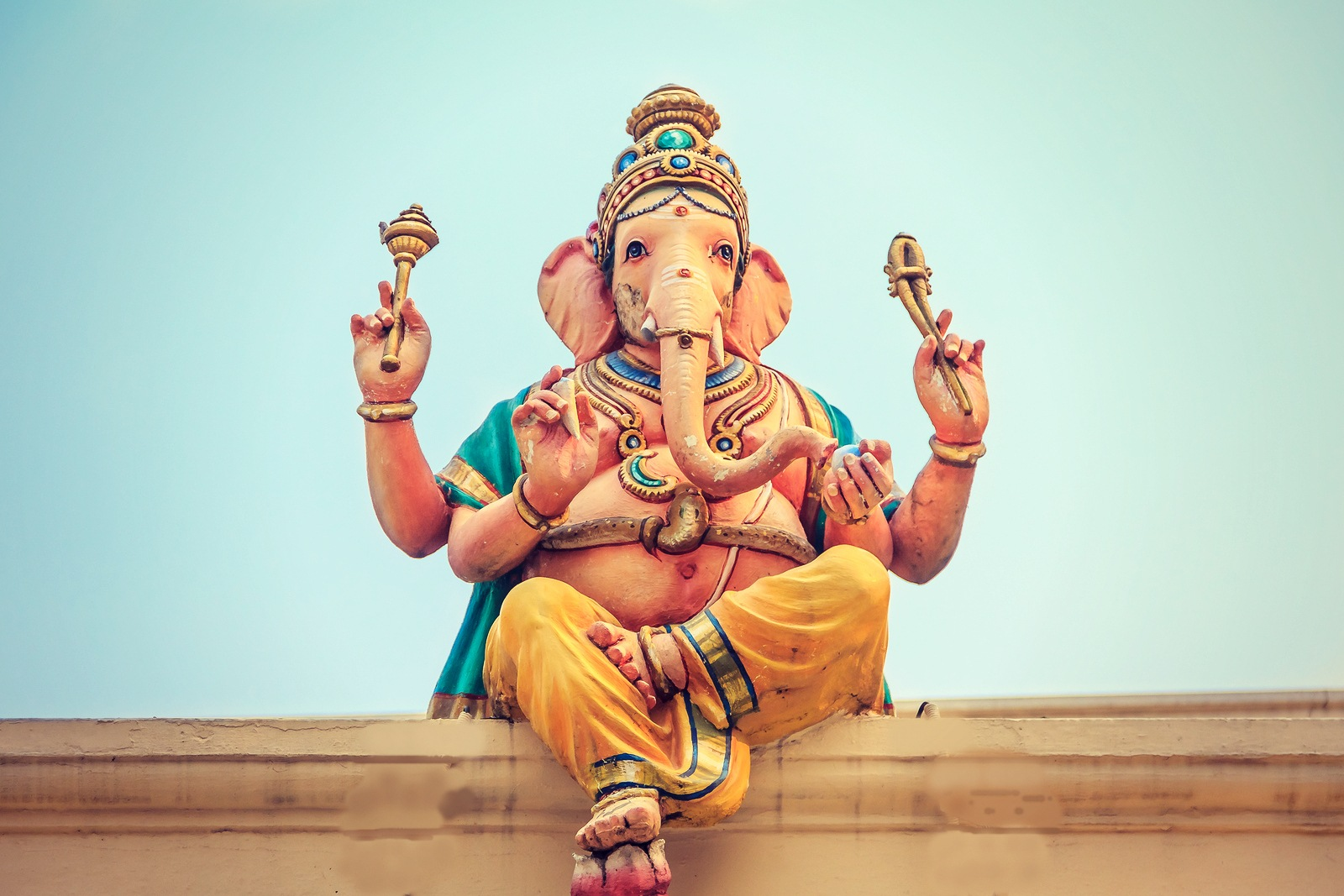 14 Secrets Of Ganesh Hidden In Plain Sight