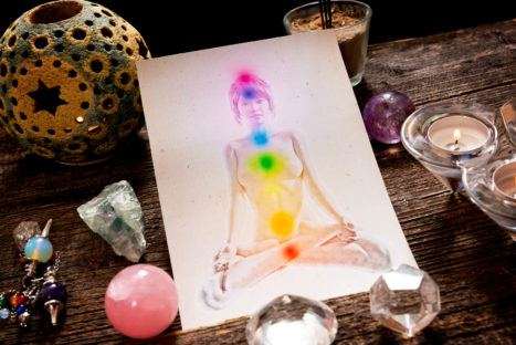 A Quick Meditation To Balance Your Chakras