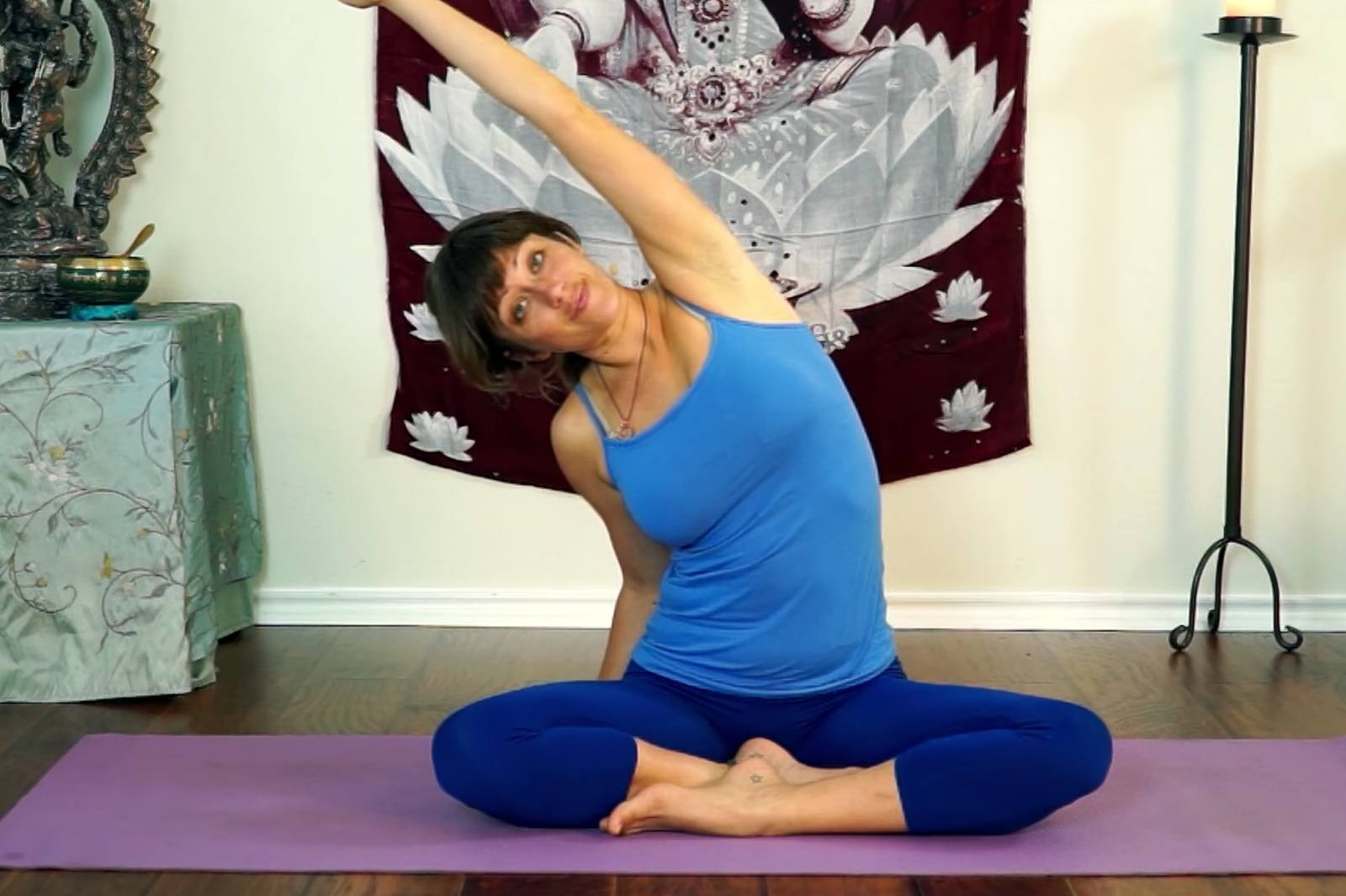 Beginners Yoga For Back Pain Neck Pain Sciatica Flexibility