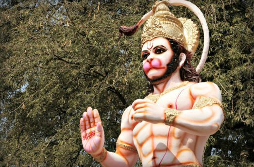 5 Crucial Life-Lessons From Hanuman's Mythology
