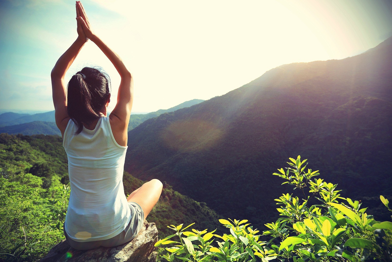 How You Can Liberate Yourself With Yoga