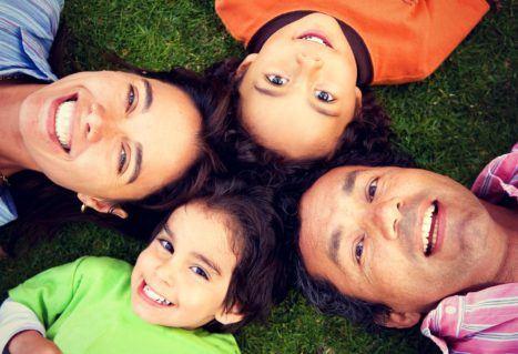 4 Spiritual Values That Create A Happy Family