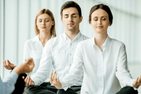 5 Ways To Bring Health & Peace Of Mind Into The Office