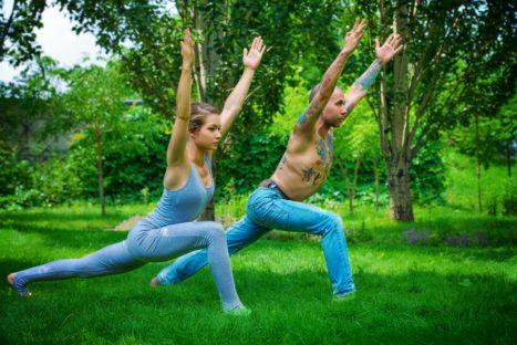 Yoga As A Prescription For Healing