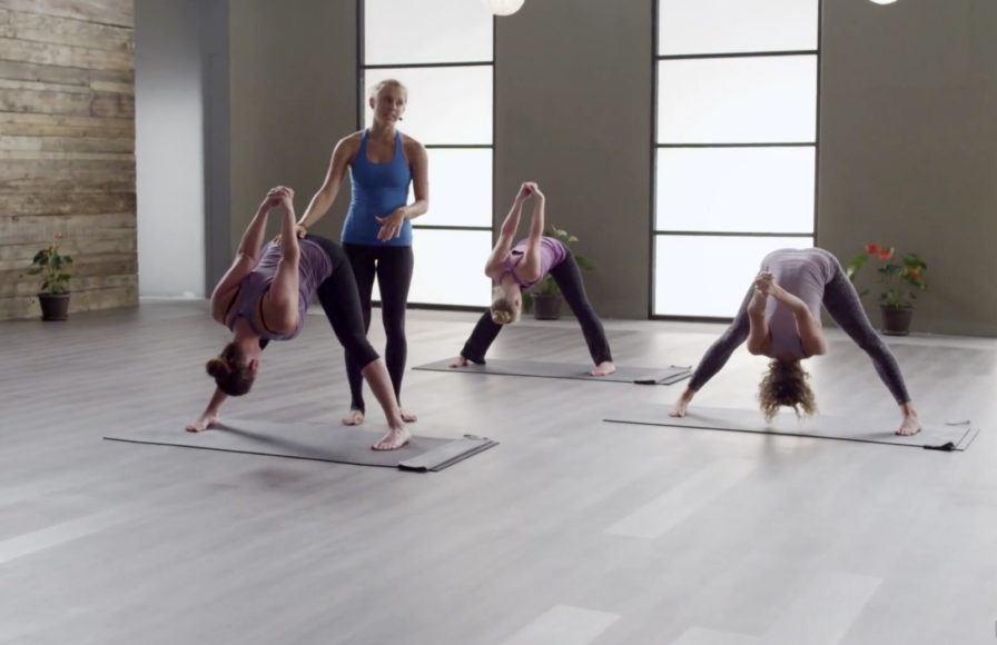 vinyasa yoga flow for runners. Black Bedroom Furniture Sets. Home Design Ideas