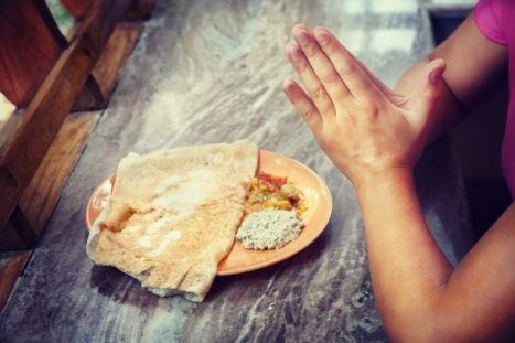 Why I Say Namaste To My Food