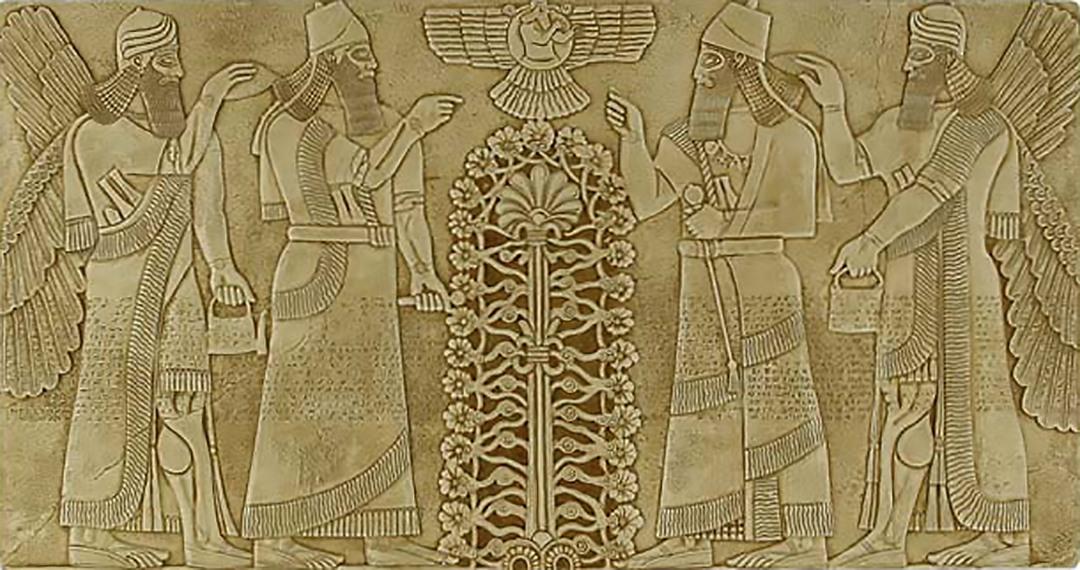 7 Ancient Interpretations Of The Tree Of Life