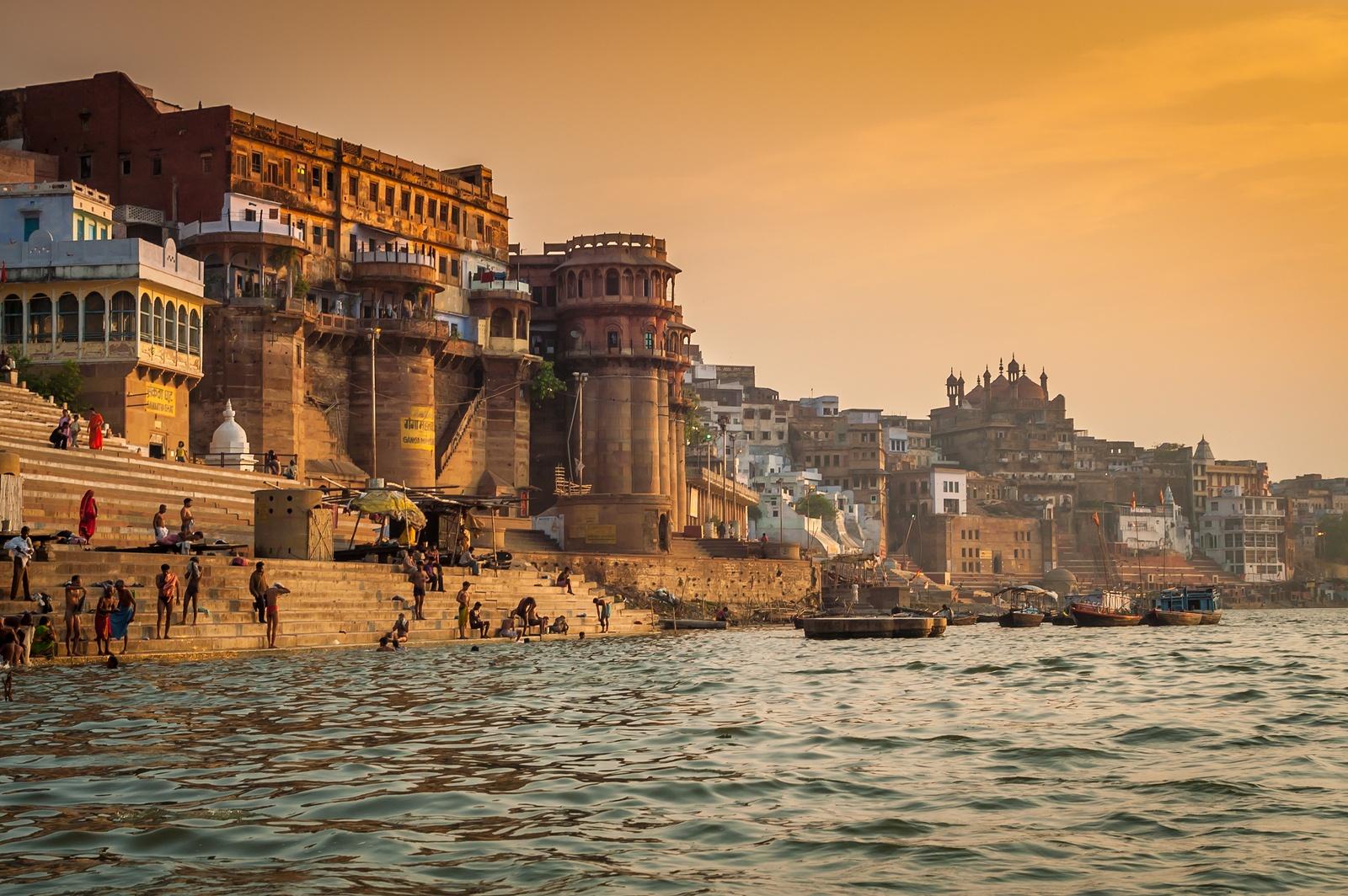 The History And Mythology Of The Ganga River