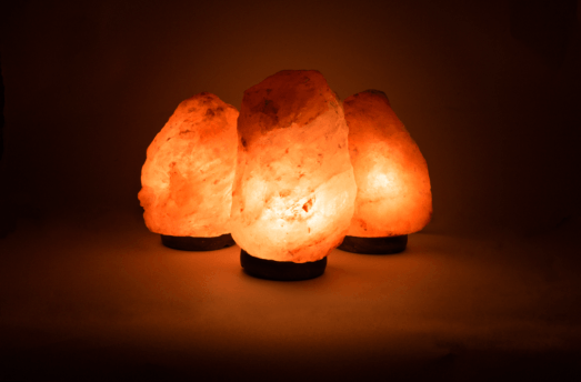 The Fascinating Way Salt Lamps Can Improve Your Sleep Cycles And Overall Mental Clarity