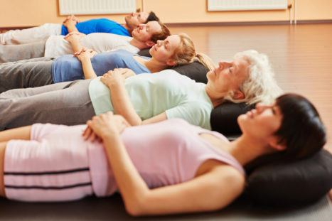 How Yoga Lowers Blood Pressure