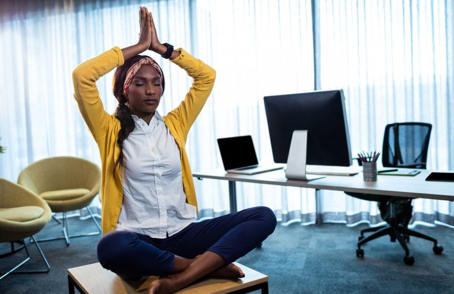 6 Key Benefits Of Meditation At Work