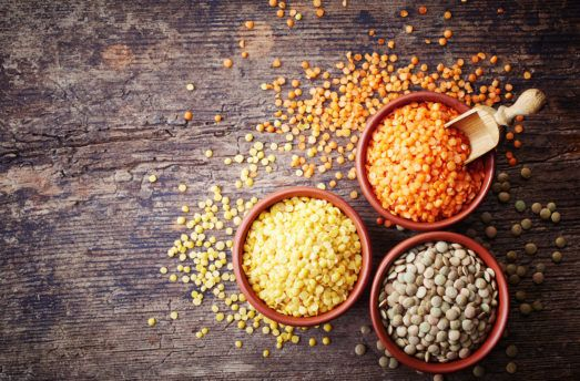 Why You Should Be Eating The Incredible, Edible, Lentil  (Plus Two Fabulous Recipes)