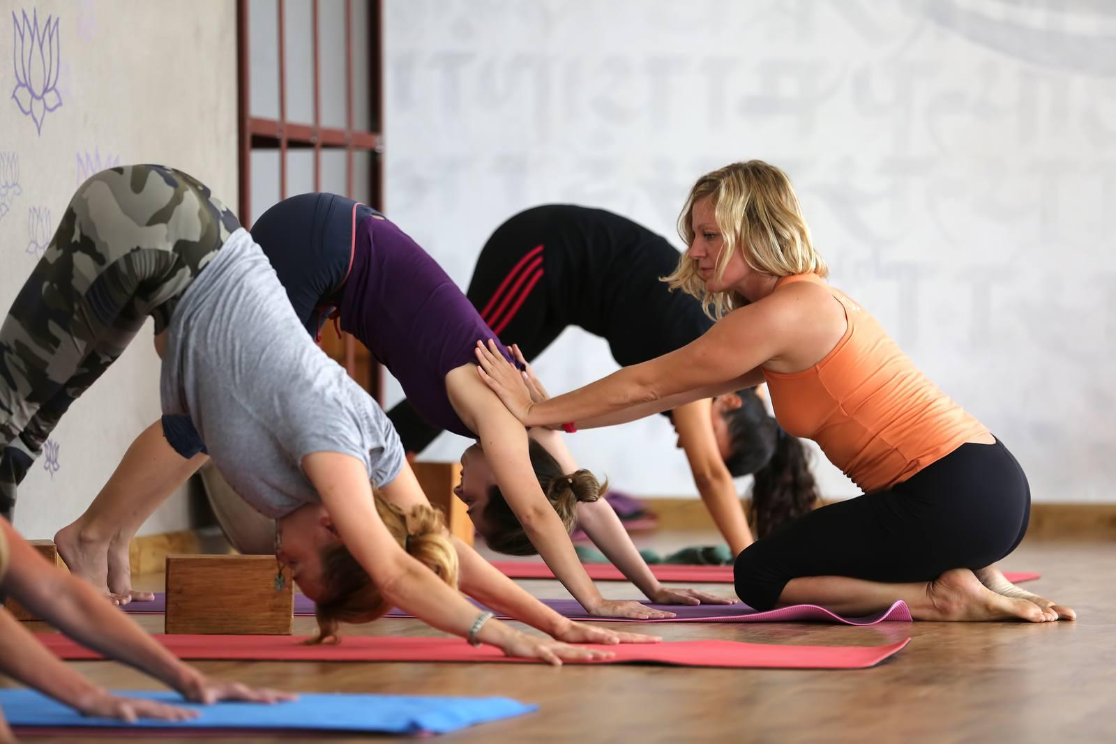Yoga Teacher As Guide, Not Guru