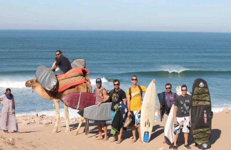 11 Day Relaxation, Surf and Yoga Retreat in Morocco
