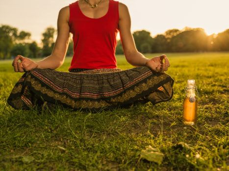 Is Beer + Yoga The New Trend?
