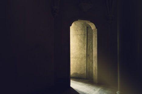 A Secret Doorway To The Divine