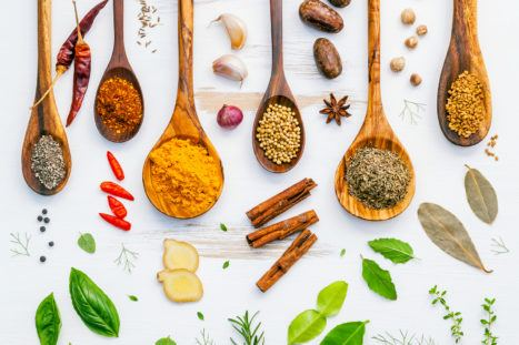 8 Age-Defying Herbs And Spices