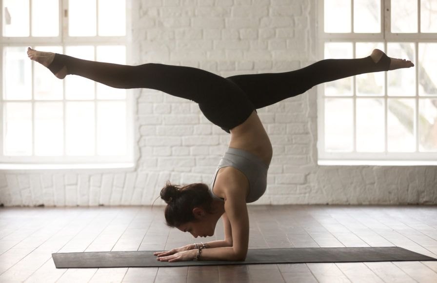 Uplifting Inversions How Yoga Turns Your Life Upside Down