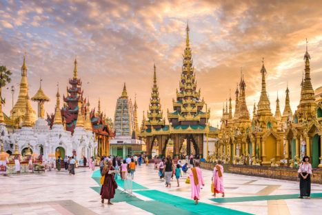 How Buddhism Is Being Used To Justify Violence In Myanmar