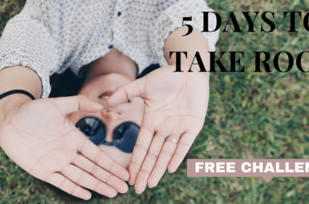 FREE Challenge: 5 Days To Take Root