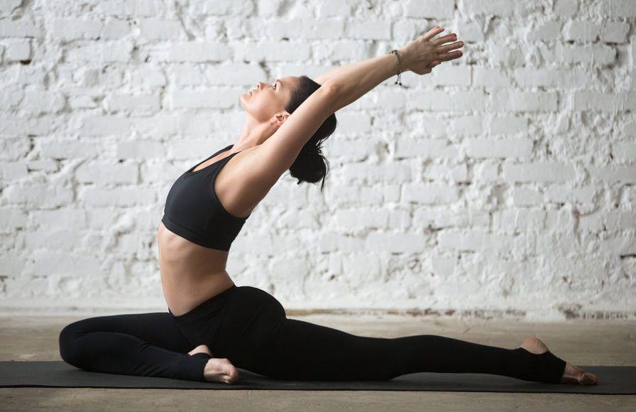 Pigeon Pose Yoga - Yoga For You