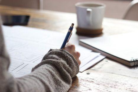 How Writing Heals