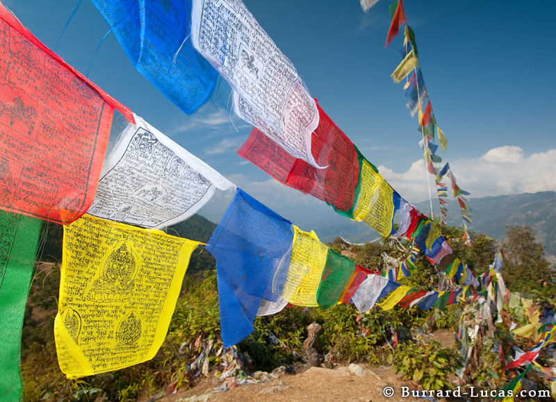 The Magical History Of Tibetan Prayer Flags And How To Utilize Them
