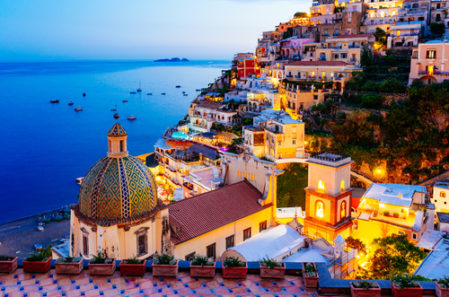 Amalfi Coast Yoga Retreat with Scott Moore