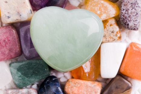 5 Crystals For New Year's Intention Setting
