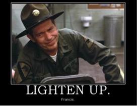 Lighten Up, Francis