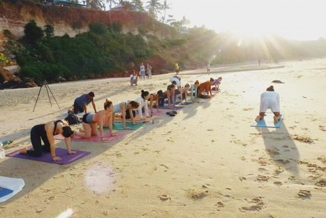 200 Hour Yoga Teacher Training In Kerala India