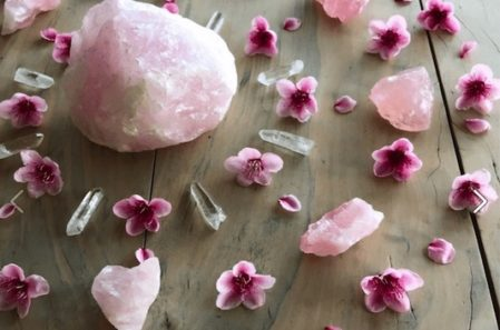A Galentine's Day Guide to Love and Crystals
