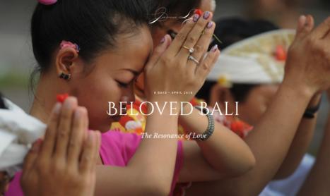 The Resonance Of Love – 8 Day Transformation Retreat In Bali