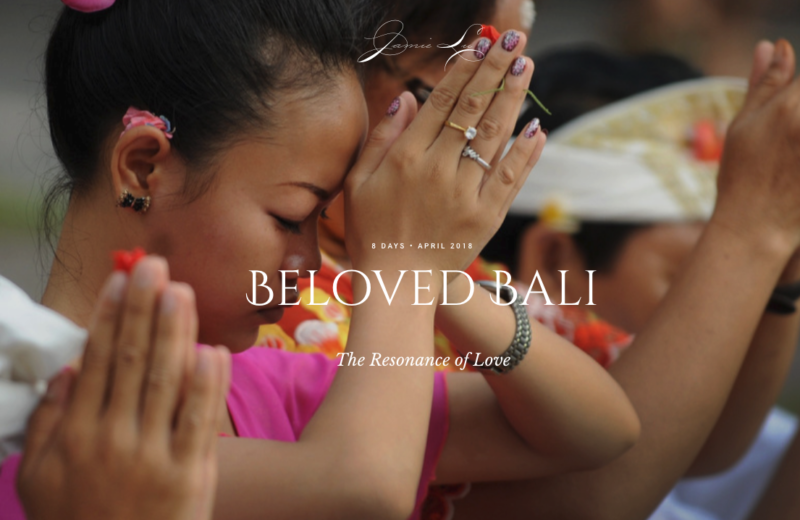 The Resonance Of Love – 8 Day Transformation Retreat In Bali