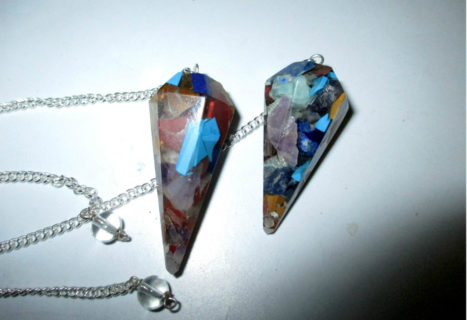 The Healing Power of Orgone Pendulum